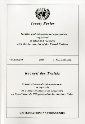 Treaty Series 2479 9789219004665