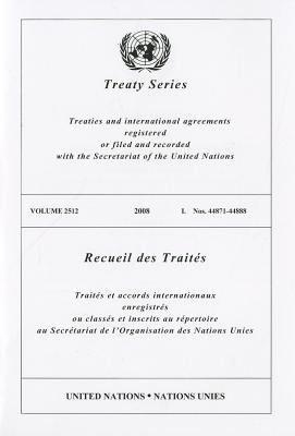 Treaty Series 2512 I