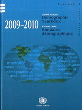Demographic Yearbook: 61st Edition 2009-2010 9789210511049