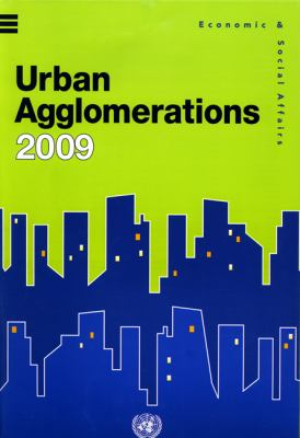 Urban Agglomerations 2009 (Wall Chart) 9789211514711