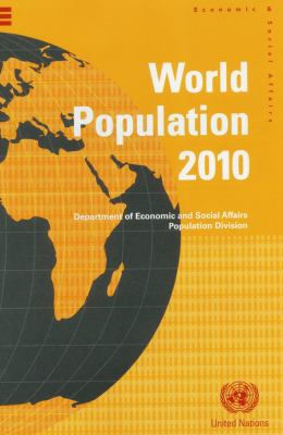 World Population 2010 (Wall Chart) 9789211514827