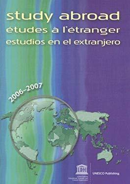 Study Abroad: Etudes A L'Etranger/Estudios En El Extranjero 9789230040017