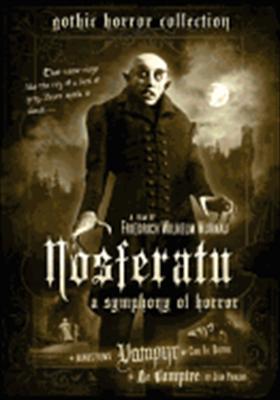 Gothic Horror Collection 1: Nosferatu / Vampyr