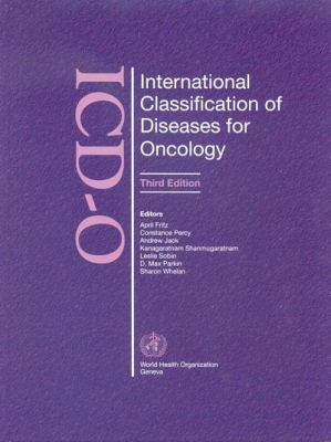 International Classification of Diseases for Oncology (ICD-O)