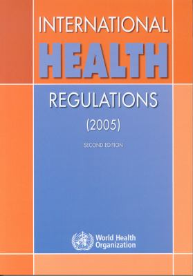 International Health Regulations (2005) 9789241580410