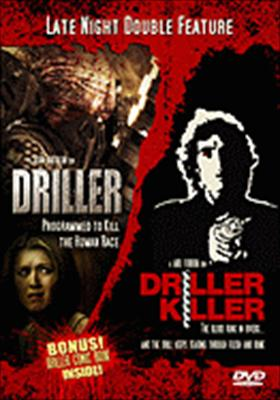 Late Night Double Feature: Driller/Driller Killer