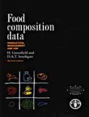 Food Composition Data : Production, Management, and Use - 2nd Edition