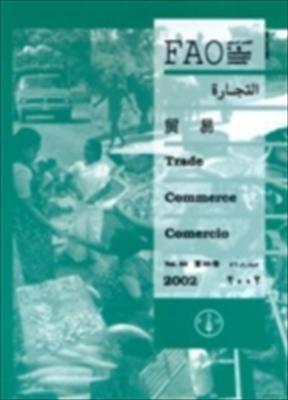 Trade Yearbook 2002, Volume 56 9789250050843