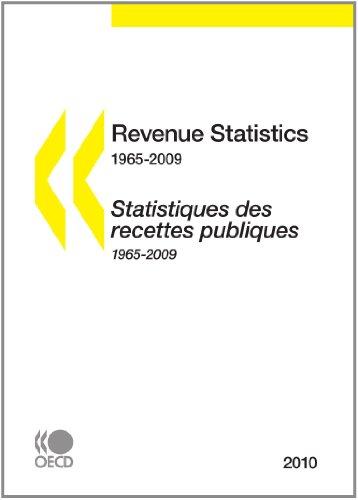 Revenue Statistics 2010 9789264091290
