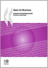 Open for Business: Migrant Entrepreneurship in OECD Countries