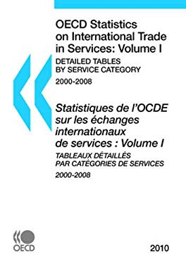 OECD Statistics on International Trade in Services: 2010 Volume 1: Detailed Tables by Service Category 9789264095847