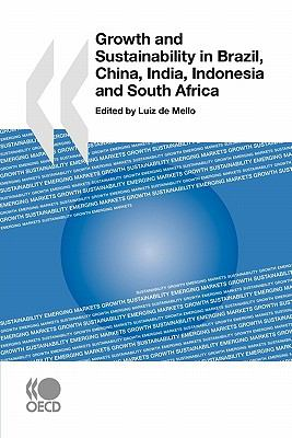 Growth and Sustainability in Brazil, China, India, Indonesia and South Africa 9789264090194