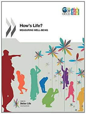 How's Life?: Measuring Well-Being 9789264111615
