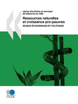 Lignes Directrices Et Ouvrages de Rfrence Du CAD Ressources Naturelles Et Croissance Pro-Pauvres: Enjeux Conomiques Et Politiques 9789264041837