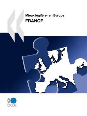 Mieux L GIF Rer En Europe: France 2010 9789264087163