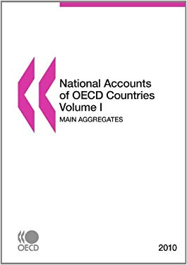 National Accounts of OECD Countries 2010, Volume I, Main Aggregates 9789264091627