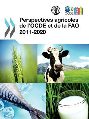 Perspectives Agricoles de L'Ocde Et de La Fao 2011-2020 9789264106772