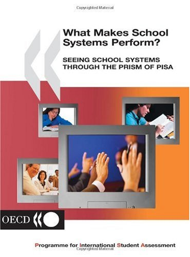 Pisa What Makes School Systems Perform?: Seeing School Systems Through the Prism of Pisa 9789264017719