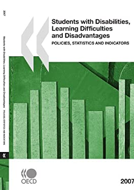 Students with Disabilities, Learning Difficulties and Disadvantages: Policies, Statistics and Indicators 9789264027626