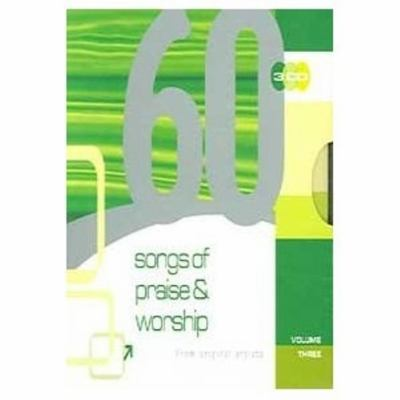 60 Songs of Praise and Worship (3 CD Boxed Set) 9789282251522