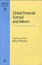 Global Financial Turmoil and Reform: A United Nations Perspective