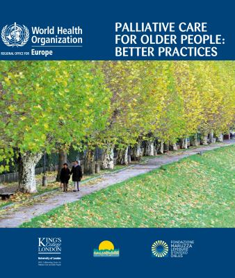 Palliative Care for Older People: Better Practices 9789289002240