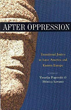 After Oppression: Tradional Justice in Latin America and Eastern Europe 9789280812008