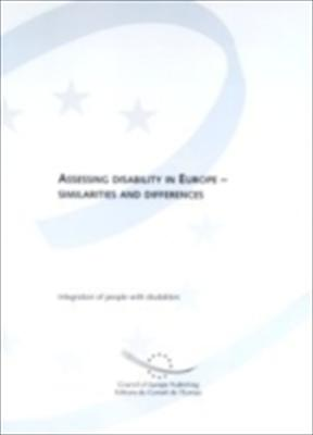 Assessing Disability in Europe: Similarities and Differences 9789287147448