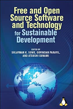 Free and Open Source Software and Technology for Sustainable Development 9789280812176