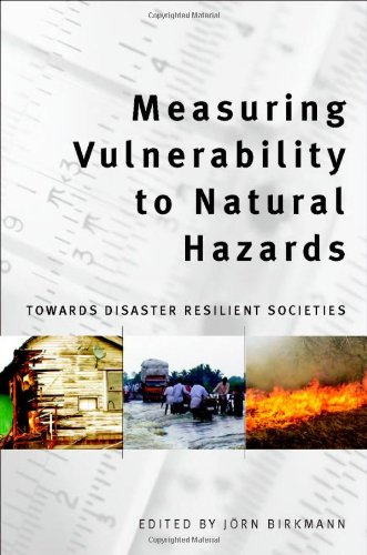Measuring Vulnerability to Natural Hazards: Towards Disaster Resilient Societies 9789280811353