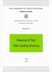 Tobacco Control: Reversal of Risk After Quitting Smoking 8510704