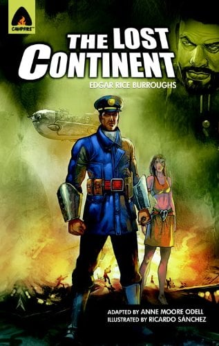 The Lost Continent 9789380028316