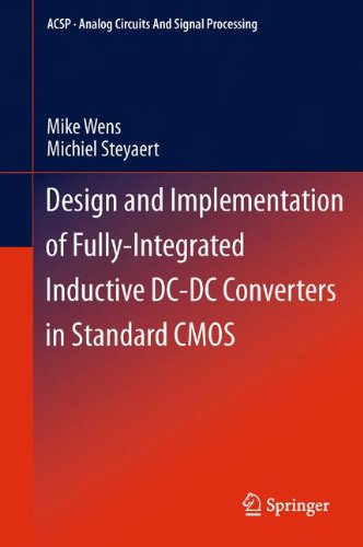 Design and Implementation of Fully-Integrated Inductive DC-DC Converters in Standard CMOS 9789400714359