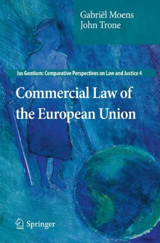 Commercial Law of the European Union 9789400719286