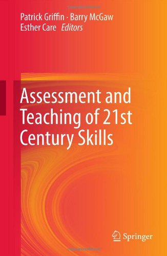 Assessment and Teaching of 21st Century Skills 9789400723238