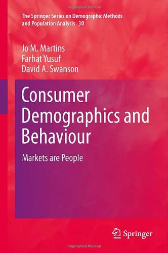 Consumer Demographics and Behaviour: Markets Are People 9789400718548