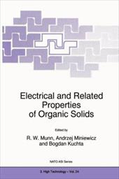 Electrical and Related Properties of Organic Solids 21372716