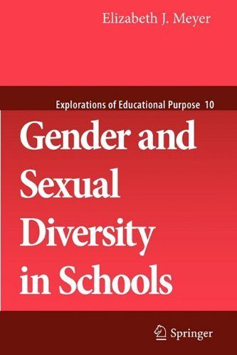 Gender and Sexual Diversity in Schools 9789400704879