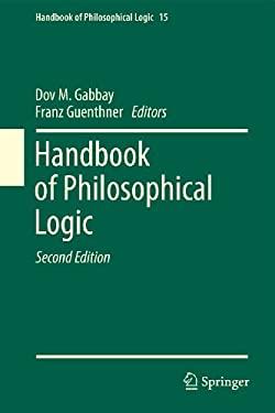 Handbook of Philosophical Logic: Volume 15 9789400704848