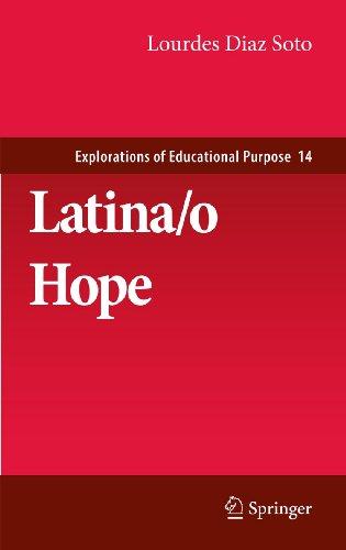 Latina/O Hope 9789400705036