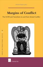 Margins of Conflict: The Echr and Transitions to and from Armed Conflict