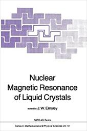 Nuclear Magnetic Resonance of Liquid Crystals 21244114