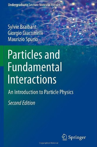 Particles and Fundamental Interactions: An Introduction to Particle Physics