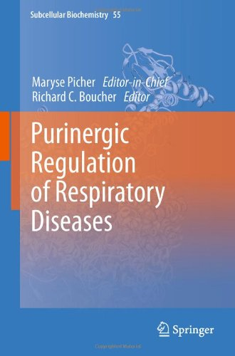 Purinergic Regulation of Respiratory Diseases 9789400712164