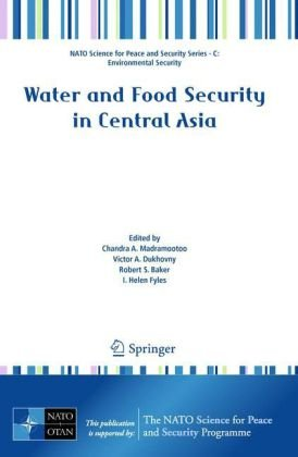 Water and Food Security in Central Asia 9789400701120