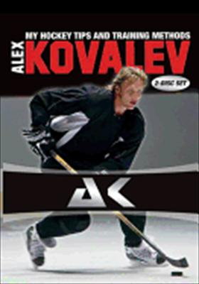 Alex Kovalev: My Tips and Training Methods