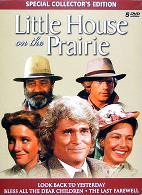 Little House on the Prairie Movie Collection