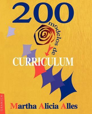200 Modelos de Curriculum 9789506412401