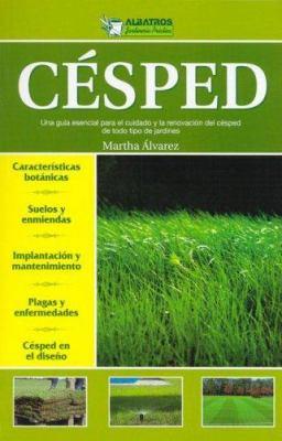Cesped - Alvarez, Martha