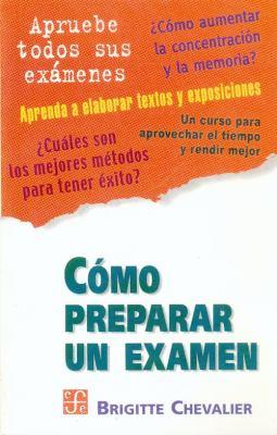 Como Preparar un Examen 9789505573530